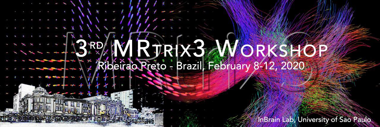 MRtrix3 workshop logo